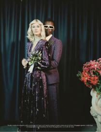 Eitoriale Gucci Vogue Agosto 2018